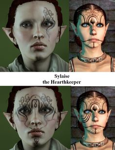 Sylaise (the Hearthkeeper)