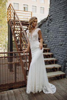 Wedding dress 'ONIX' // Luxury wedding dress sexy