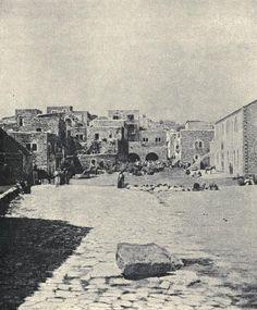 Bethlehem-بيت لحم: PALESTINE - Bethlehem 1888, From the Church of the Nativity