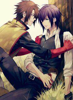 oh noes my Hajime!! D: