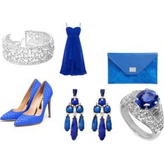 """Party Time"" by jeanstapley on Polyvore"