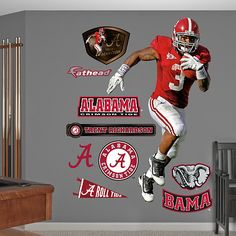 Trent Richardson Alabama...seriously going in K's new room