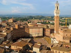 One Day in Siena:A Visit to Siena in A Day