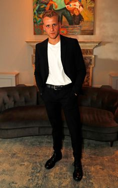 Josh Dylan attends a private dinner hosted by Louis XIII with cellar master Baptiste Loiseau at The Arts Club on March 2019 in London, England. Get premium, high resolution news photos at Getty Images Hot Men, Sexy Men, Hot Guys, Sweet Chilli, Mamma Mia, Fine Men, Character Illustration, London England, Celebrity Crush