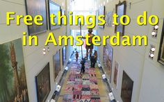 Free things to do in Amsterdam - Walk through the Civic Guards Gallery