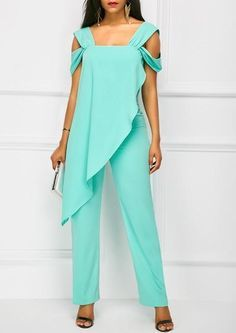 Embellished Jumpsuit, Plus Sise, Plus Size Jumpsuit, Red Jumpsuit, Grey Long Sleeve Tops, Jumpsuits For Women, Fashion Jumpsuits, African Fashion, Cold Shoulder