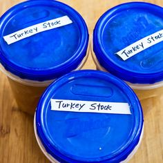 What to do with that leftover turkey? Make turkey stock and turn it into mouthwatering and nutritious turkey soup, of course. I've scoured the interwebs looking at turkey soup options, and here are my top 10 picks. Turkey Recipes, Soup Recipes, Chicken Recipes, Diet Recipes, Chowder Recipes, Healthy Recipes, Chili Recipes, Recipies, Cooking Photos