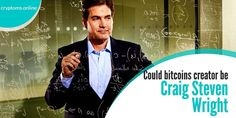 Could Craig steven Wright be the creator of Bitcoin and blockchain technology as we know it or is he a FRAUD CLICK VISIT TO FIND OUT