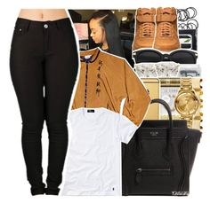 12/14/2016 by yeauxbriana ❤ liked on Polyvore featuring NIKE, HM, Topshop and Polo Ralph Lauren