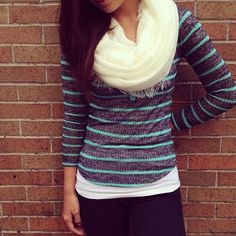 I love this fall outfit from Aeropostale!