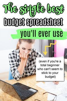 Are you looking for a budgeting spreadsheet for excel? This budget spreadsheet can be used in excel or Google Sheets. This is the exact budgeting spreadsheet template I used to stick to a budget and become debt free. If you're looking for a monthly budgeting template, this budgeting money tracker is for you. If you've ever wanted to learn how to make a budgeting spreadsheet, check this one out. It's also a great personal budget spreadsheet. #budget #budgetingspreadsheet #budgeting Budget Spreadsheet Template, Excel Budget, Making A Budget, Create A Budget, Budgeting Finances, Budgeting Tips, Living On A Budget, Best Budget, Debt Free