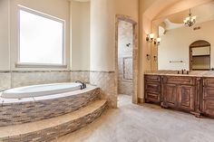 Home, Custom Homes, Luxury, Powder Room Decor, New Homes, Custom Home Builders, Building A House, Modern Tiles, Luxury Homes