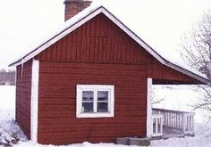 How to make Falu red paint. Red Paint, Humble Abode, Auburn, Henna, Stuff To Do, Shed, Outdoor Structures, Cabin, Colours