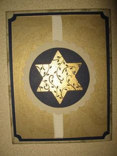 Happy Passover Hanukkah Rosh Hashanah by craigsaz - Cards and Paper Crafts at Splitcoaststampers