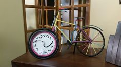 Ich kaufe das Fahrrad.  Das Fahrrad kostet $89,00