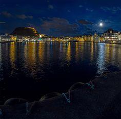 Inner Harbour Aalesund | Norway | Photo By Richard Brevik