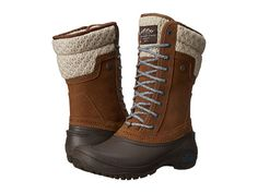 The North Face Shellista II Mid Desert Palm Brown/Balsam Blue - Zappos.com Free Shipping BOTH Ways