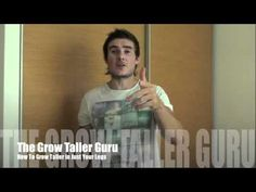 How To Grow Taller in Just Your Legs - YouTube