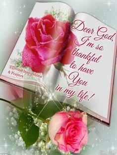 Dear God, Appreciation, Christ, Prayers, Thankful, Inspiration, Biblical Inspiration, Prayer, Beans