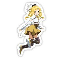 Puella Magi Madoka Magica Mami Tomoe decal sticker