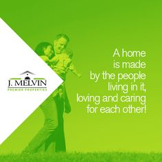 Create a warm and loving home, they say there is no place like it. Care to find yours? http://jmelvinrealestate.realgeeks.com/