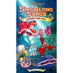 Disney SingAlong songs!!