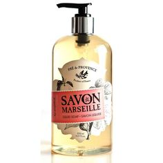 Savon de Marseille Fig-Grapefruit Liquid Soap by Pre de Provence - Seven Colonial