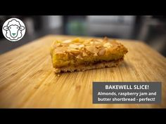 Welcome back to Heronbrook Farm Kitchen. Bakewell is a market town in Derbyshire famous for an amazing tart combining pastry, fruit (typically cherry or rasp. Bakewell, Recipe Link, Shortbread, Catering, Raspberry, Butter, Cooking Recipes, Baking, Eat