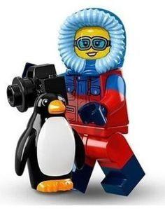 LEGO Bausteine & Bauzubehör LEGO Minifigur Minifigs 10 Stadtbewohner Weihnachtsmann Polizist Astronaut