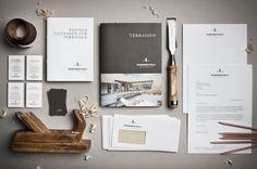 Unique Branding Design, Mareiner Holz #Branding #Design (http://www.pinterest.com/aldenchong/)