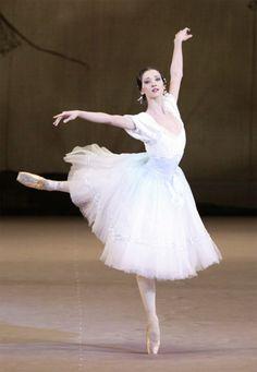 Nelli Kobakhidze - Bolshoi Ballet. Photo: Dami Yusupov