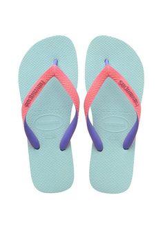 d7c7c23e39b Havaianas Top Mix Ice Blue Flip Flop
