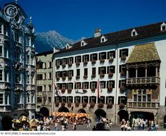 Golden Roof - Innsbruck, Austria (1988)