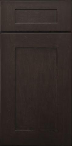 Pepper Shaker Cabinet Sample Door