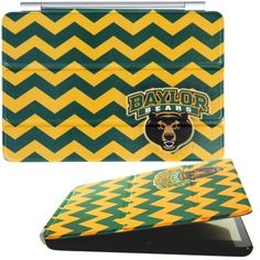 Baylor Bears Chevron iPad Mini Smart Cover // Absolutely love this! Great for any Baylor student.