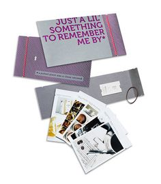 Self promotion idea. Leave behind Self Branding, Branding Logo Design, Resume Design, Personal Branding, Brochure Design, Brand Identity, Branding Ideas, Corporate Branding, Identity Design
