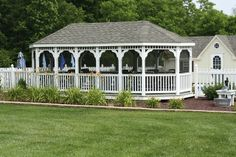 Vinyl Oval Gazebo - We delivery fully assembled gazebos throughout eastern Ontario and Quebec. Visit us online for fully price list ncsshelters.com