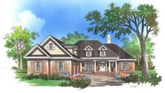 Buckhead House Plan
