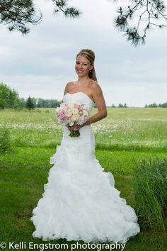 Brainerd MN On Location Bridal Services Bridal Hair & Airbrush Makeup