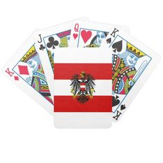 Austria Bicycle Playing Cards