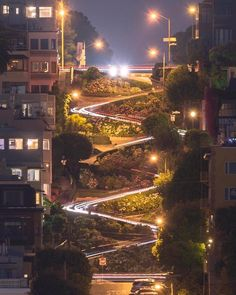 Lombard St San Francisco by the415guy