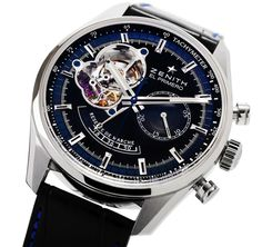 Zenith El Primero Chronomaster Limited Edition For The Watch Gallery #Watch