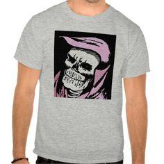A morte acompanha camiseta