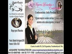 Mujeres Emprendedoras-Intuición (Julia Perellon)