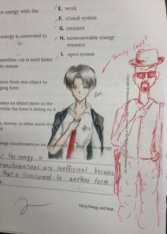Redditor Squeezymo is a teacher at an all-girls Catholic school in Bangkok, Thailand who has vowed to complete or add to any drawings that students leave on homework assignments or exams. The quirky educator manages to add drawings and text in red ink to the young pupils' doodles, turning them into funny little collaborations.