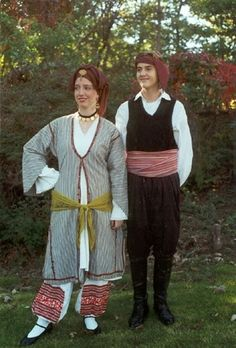 FolkCostume&Embroidery: Overview of the Folk Costumes of Europe, Cyprus, Greece