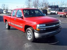 Chevy Silverado.  Not my actual car but same color.  Mine was a 2001.  Owned from 2002 to 2004 or 2005.