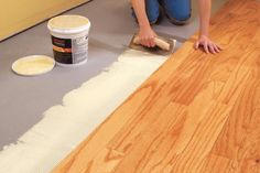 Types Of Flooring: You Could Also Wish To Consider The Kind Of Flooring