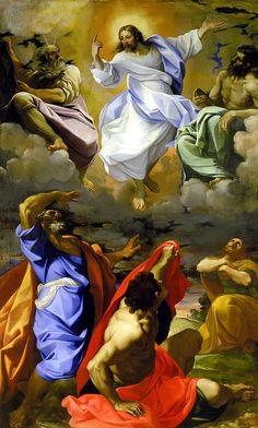 The Transfiguration of Our Lord - Lodovico Carracci