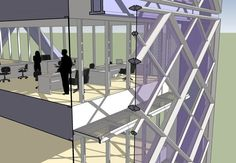Gallery of BBVA Bancomer Tower / LEGORRETA + LEGORRETA + Rogers Stirk Harbour + Partners - 16